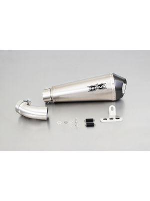 HYPERCONE, slip on (muffler with connecting tube), titanium, EEC,
