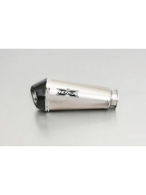 HYPERCONE, slip on (muffler), titanium, EEC