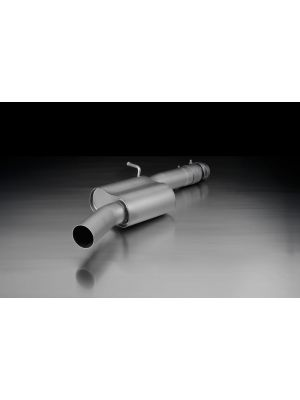 front silencer