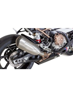 Slip On REMUS NXT (silencer with removable sound insert), stainless steel, NO EC TYPE APPROVAL