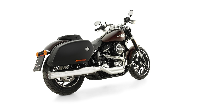 BIKE INFO 21 18 Harley-Davidson® Softail Sport Glide Mod  2018