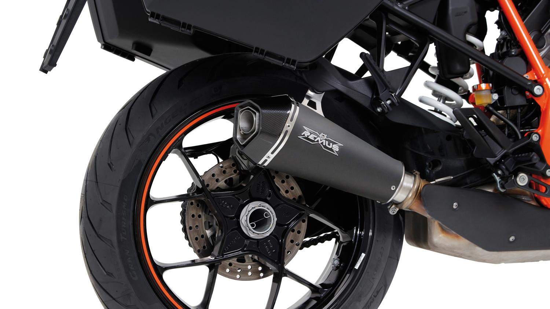 Remus News Bike Info 12 16 Ktm Super Duke Gt Mod 2016