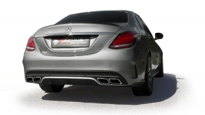 REMUS product information 37-2016 MERCEDES BENZ AMG C63